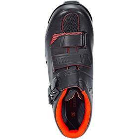 Shimano SH-ME3 Fahrradschuhe Unisex Black Orange